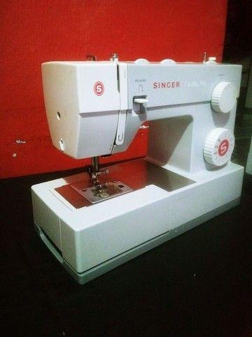 Maquina de custura facilita pró 4411 - Foto 3