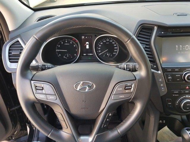 Hyundai Santa Fé 3.3 V6 2019 - Foto 17