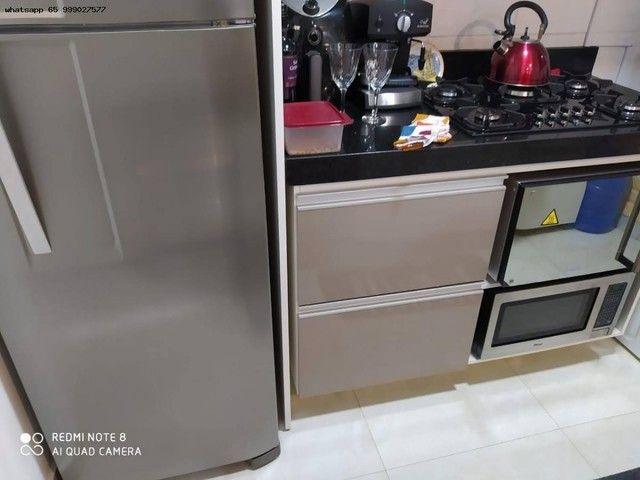Apartamento para Venda em Várzea Grande, Ponte Nova, 2 dormitórios, 1 banheiro, 1 vaga - Foto 7