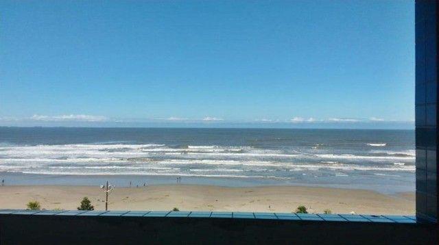Aparatamento 03 dormitórios com 01 suíte, Vila Tupi, Praia Grande, com vista para o mar - Foto 15