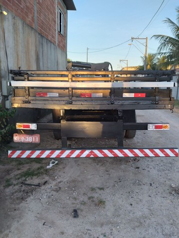 Caminhão D 12000 C/ Munck 3,5 Ton. . - Foto 2