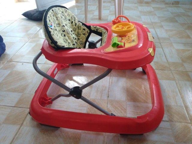 Meu bebê não quiz usar , tá novinho !!