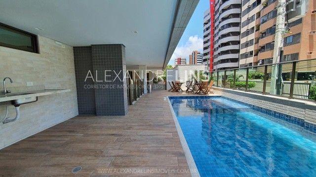 Apartamento para Venda em Maceió, Ponta Verde, 3 dormitórios, 1 suíte, 3 banheiros, 2 vaga - Foto 9