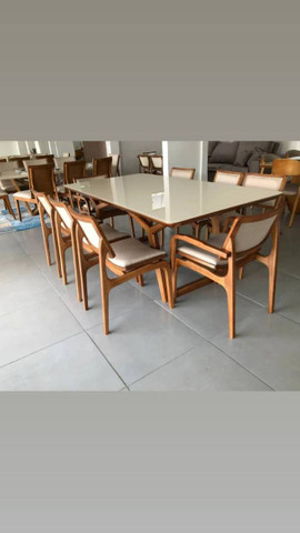 Mesa de jantar direto da fábrica