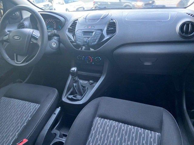 Ford Ka+ Sedan 1.5 Se Plus 16v Flex 4p 2018. Financio 100%. - Foto 15