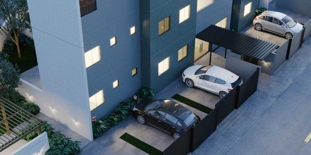 Apartamento em Mangabeira com 2 quartos, playground e área gourmet. Em construção  - Foto 3