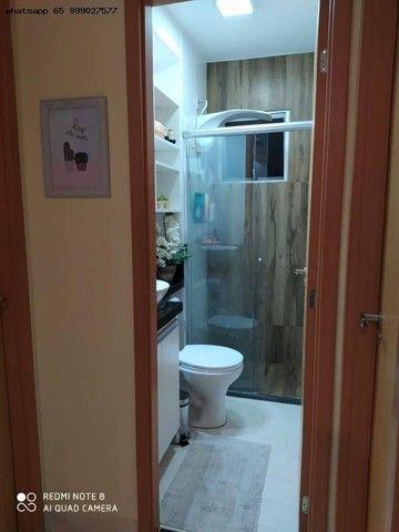 Apartamento para Venda em Várzea Grande, Ponte Nova, 2 dormitórios, 1 banheiro, 1 vaga - Foto 10