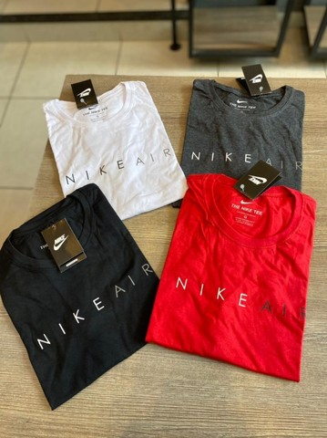 Camisa NIKE - 100% algodão - Foto 2