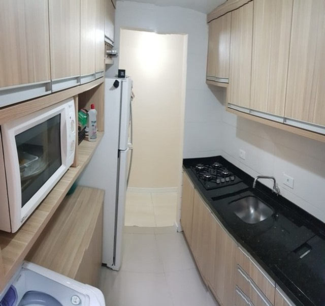 Apartamento com 3 quartos_semi_mobiliado no Fazendinha  - Foto 3