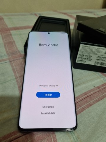 Celular Samsung Galaxy S20+ 128GB 8GB Ram - Foto 5