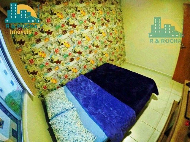 Aceita FGTS - Financia - Jardim Paradiso Girassol - 2 quartos - 44m² - Torquato Tapajós - Foto 10