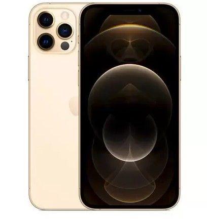 Iphone 12 Pro Max Dourado - Aceitamos Trocas !!!!! Novo Lacrado - Loja Niterói  - Foto 2