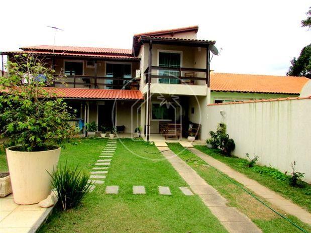 Casa à venda com 3 dormitórios em São bento da lagoa, Maricá cod:773350 - Foto 2