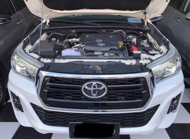 Hilux 2019 4x4 Turbo SRX - Foto 4