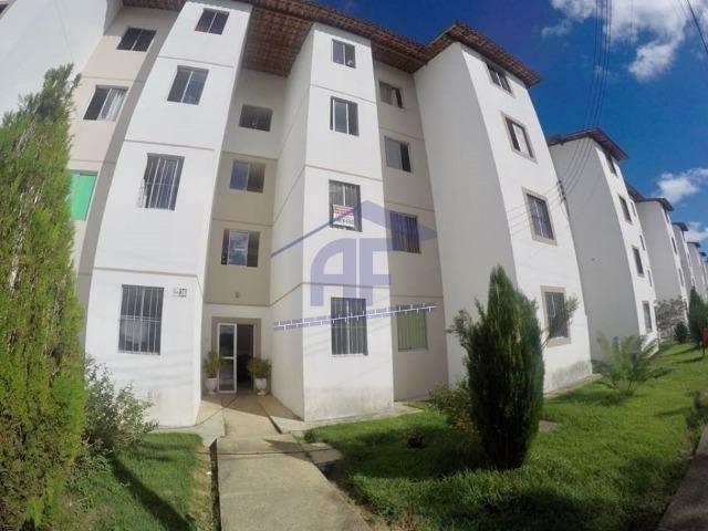 Apartamento com 2 quartos no residencial Luiz dos Anjos - José tenório