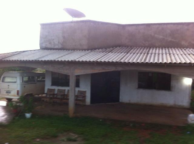 Casa Alvenaria 13 x 17 m2 - em Terreno 39,20 x 100m2 68 99942-6001
