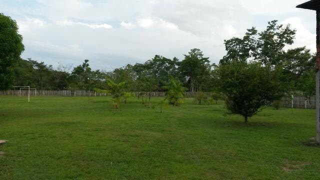 Cód. 016 - Sítio 5.500m², com casa Sede, campo de futebol e poço artesiano - Foto 5