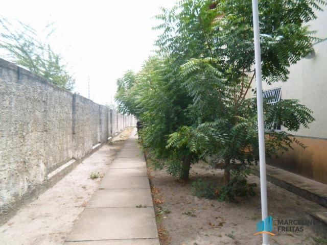 Apartamento residencial à venda, Prefeito José Walter, Fortaleza. - Foto 17