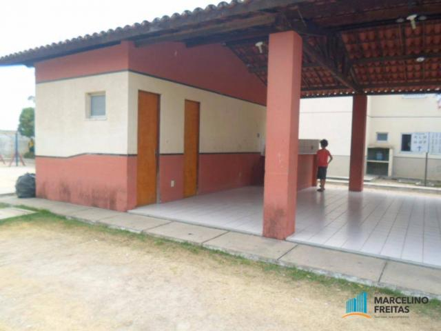 Apartamento residencial à venda, Prefeito José Walter, Fortaleza. - Foto 9