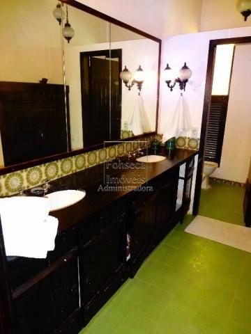 Casa à venda com 4 dormitórios em Nogueira, Petrópolis cod:2503 - Foto 13