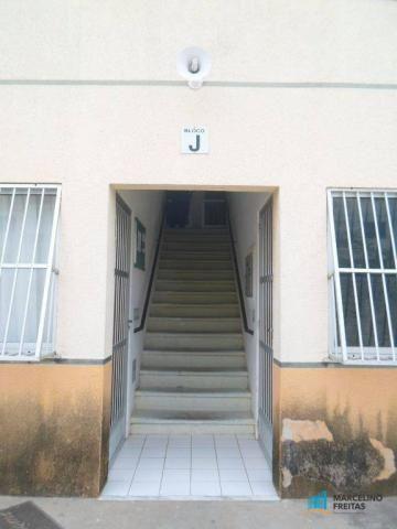Apartamento residencial à venda, Prefeito José Walter, Fortaleza. - Foto 19