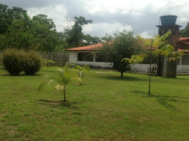 Cód. 016 - Sítio 5.500m², com casa Sede, campo de futebol e poço artesiano - Foto 10