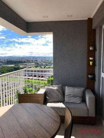 Apartamento com 2 dormitórios à venda, 75 m² por r$ 457.000 - jardim das indústrias - são  - Foto 4
