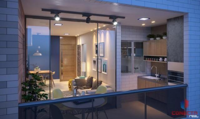 Apartamento para venda em vitória, jardim da penha, 2 dormitórios, 1 suíte, 2 banheiros, 1 - Foto 2
