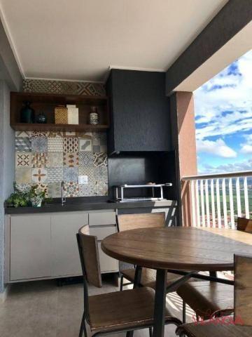 Apartamento com 2 dormitórios à venda, 75 m² por r$ 457.000 - jardim das indústrias - são  - Foto 5
