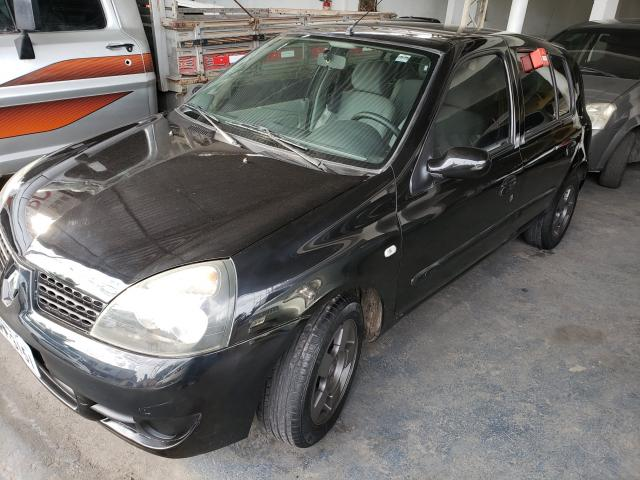 RENAULT CLIO 2003/2003 1.0 AUTHENTIQUE 8V GASOLINA 4P MANUAL - Foto 6