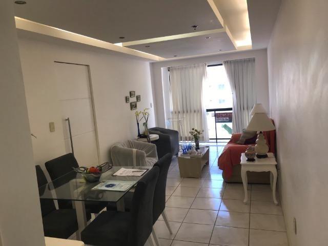 Lindo apartamento no Flamboyant, 2 quartos com 1 suite, próximo a praça** planejados - Foto 4
