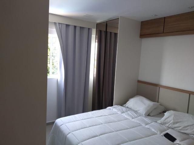 Vendo lindo apartamento 3/4 todo reformado com moveis planejados e eletrodomésticos - Foto 7