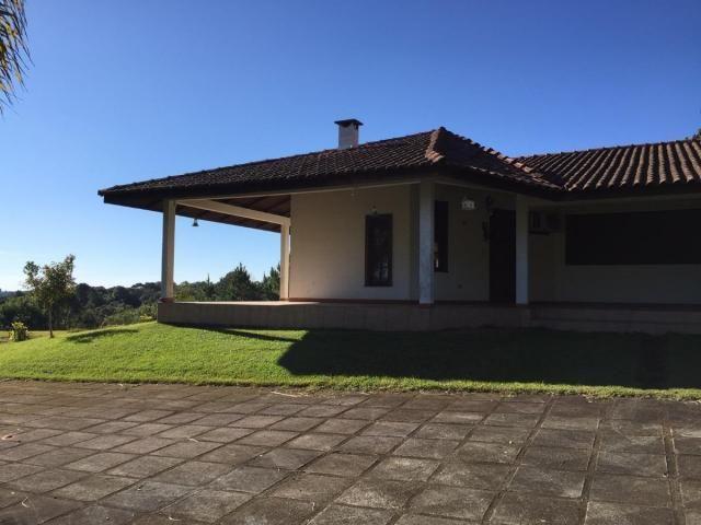Chácara com 3 dormitórios para alugar, 24000 m² por r$ 4.000/mês - zona rural - mandiritub - Foto 4