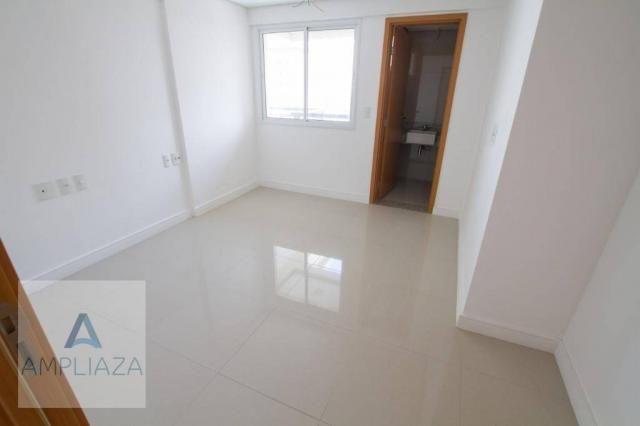 Apartamento com 4 dormitórios à venda, 220 m² por R$ 1.997.000 - Cocó - Fortaleza/CE - Foto 13
