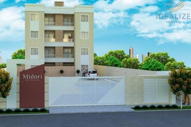Apartamento à venda com 2 dormitórios em Afonso pena, São josé dos pinhais cod:2060496 - Foto 9