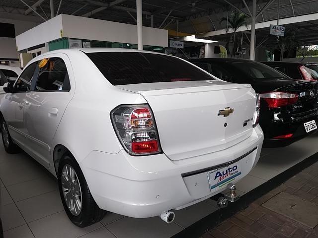 Chevrolet cobalt 2014/2015 1.8 mpfi ltz 8v flex 4p automático - Foto 5