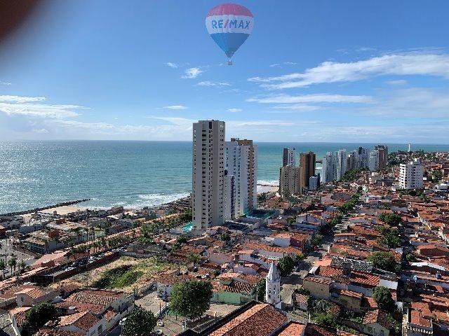 Apartamento Ocean View - Petrópolis com 75m2 com 2 quarto (1s) e 2 VG - Foto 5