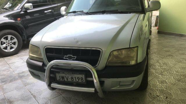 S-10 cab dupla.leia