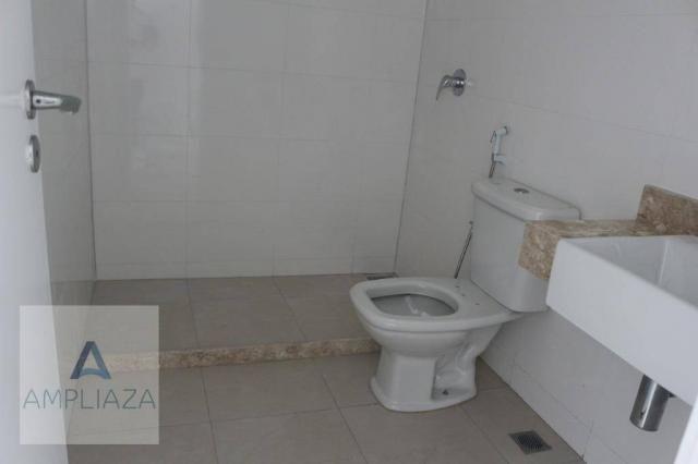 Apartamento à venda, 130 m² por r$ 2.000.000,00 - meireles - fortaleza/ce - Foto 3