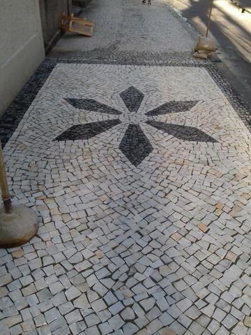 Calçadas em pedra portuguesa rj rio de janeiro - Foto 3