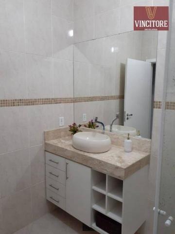 Casa com 2 dormitórios à venda, 107 m² por r$ 275.000 - jardim terras de santo antônio - h - Foto 8