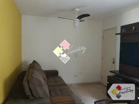 Apartamento Residencial para locação, Vila Industrial, Campinas - . - Foto 2
