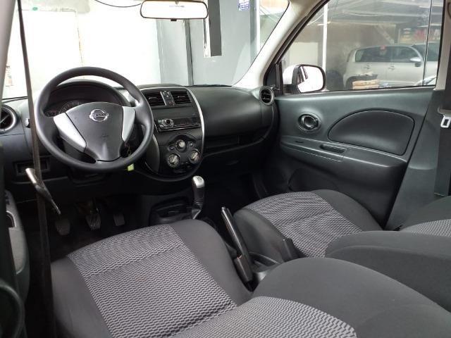 Nissan New March S 2017 Único Dono! Novinho! - Foto 13