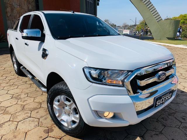 Ford / Ranger Xlt 3.2 Turbo Diesel (200 Cv) 4x4 Completa - Único Dono