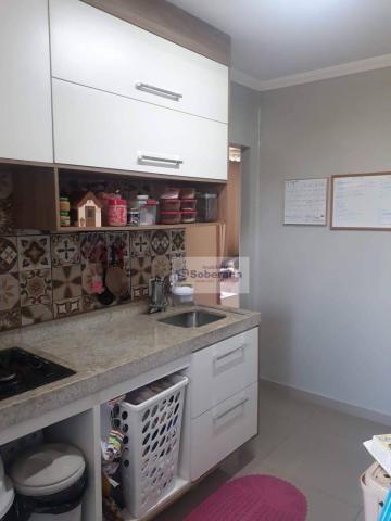 Apartamento com 2 dormitórios à venda, 49 m² por R$ 185.000 - Parque Jambeiro - Campinas/S - Foto 2