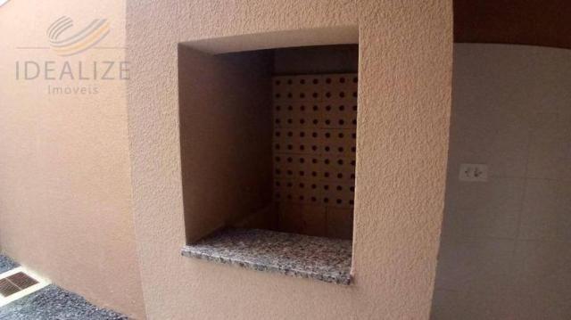 Apartamento à venda com 2 dormitórios em Afonso pena, São josé dos pinhais cod:1841615 - Foto 13