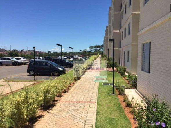 Apartamento com 2 dormitórios à venda, 49 m² por R$ 185.000 - Parque Jambeiro - Campinas/S - Foto 10