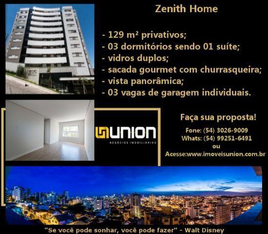 Oferta Imóveis Union! Apartamento novo com 129 m² no último andar com vista panorâmica!