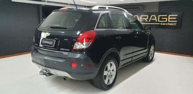 Gm-Chevrolet Captiva Sport 2.4 16V Ecotec 2011/11 - Foto 8