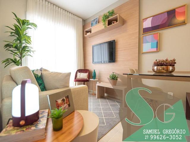 SAM - 52 - Via Jardins Torre Cerejeira - 2 quartos - Morada de Laranjeiras - Foto 2